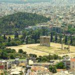 Στύλοι Ολυμπίου Διός  Αθήνα- Columns of the Temple of Olympian Zeus Athens