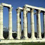 Στύλοι ολυμπίου Διός - Columns of the Temple of Olympian Zeus